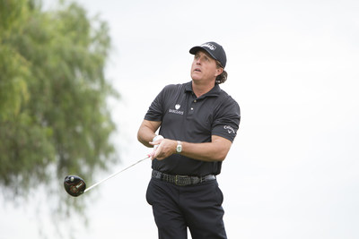 Phil Mickelson tees off with Callaway's new Big Bertha Alpha 815 Driver, which will be available nationwide on November 13, 2014. Callaway today announced that it extended its longtime partnership with the five-time major championship winner.