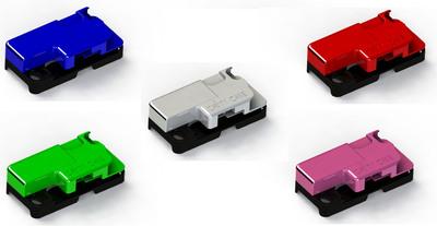Cavity Case colors