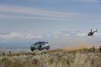 David Higgins flies his WRX STI to victory at Oregon Trail Rally.