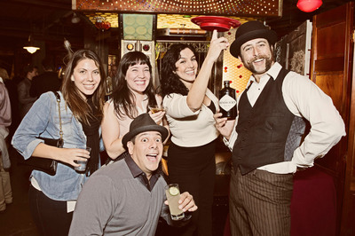 Guests at Hendrick's Voyages Into The Unusual