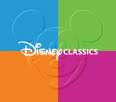 Disney Classic Box Set.  (PRNewsFoto/Walt Disney Records)