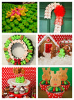 Sample images of current PEEPS crafts and recipes.  (PRNewsFoto/PEEPS)