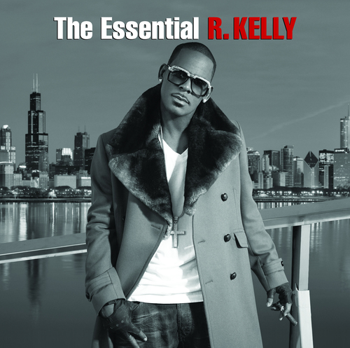 """The Essential R. Kelly"" to be released May 19. (PRNewsFoto/Legacy Recordings)"