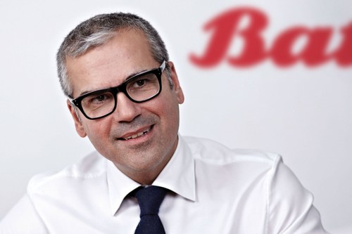 Alexis Nasard, Bata Group Chief Executive Officer (PRNewsFoto/Bata Brands)