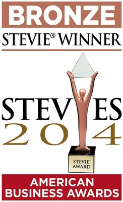 Interactions Corporation wins Stevie(R) Award for Most Innovative Tech Company (PRNewsFoto/Interactions Corporation)
