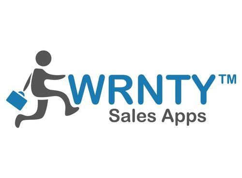 WRNTY Logo (PRNewsFoto/WRNTY Ltd)