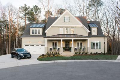HGTV Smart Home 2016 in Raleigh, North Carolina