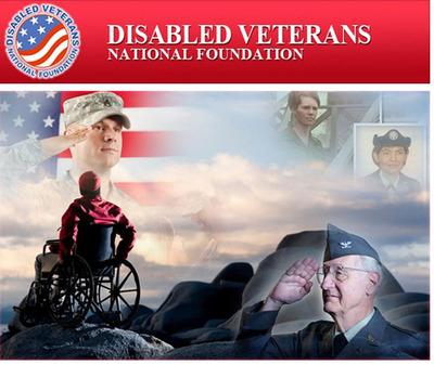 DVNF. (PRNewsFoto/Disabled Veterans National Foundation) (PRNewsFoto/DISABLED VETERANS NATIONAL...)