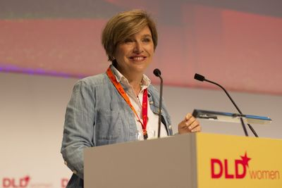 Stephanie Czerny is the DLD's Managing Director and co-founded the DLD Conference in 2005.
