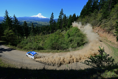 Mount Hood - Saturday, May 4th.  (PRNewsFoto/Subaru of America, Inc.)