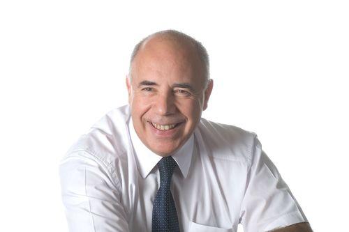 Tony Kinsella, Ceram's Chief Executive (PRNewsFoto/Ceram)