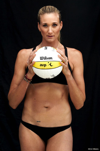 National Honey Board Serves up a Golden Partnership with 3-time Gold Medalist Kerri Walsh Jennings. Photo ...