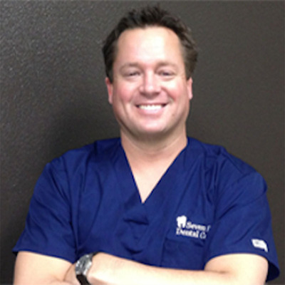 Brian Haymore profile photo.  (PRNewsFoto/Haymore Endodontics)