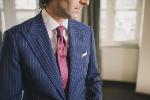 The Garrison Bespoke bulletproof suit is a discreet and stylish alternative to the traditional bulky Kevlar ...