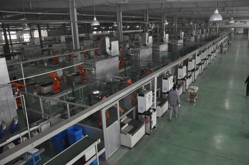 Edelstahl-Armaturenwerk von SUPOR Sanitary Ware jetzt mit einer jährlichen Kapazität von 10