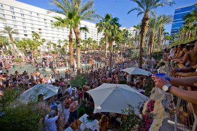 REHAB at Hard Rock Hotel & Casino Las Vegas debuts its 2-day party April 12-13!  (PRNewsFoto/Hard Rock Hotel & Casino Las Vegas)