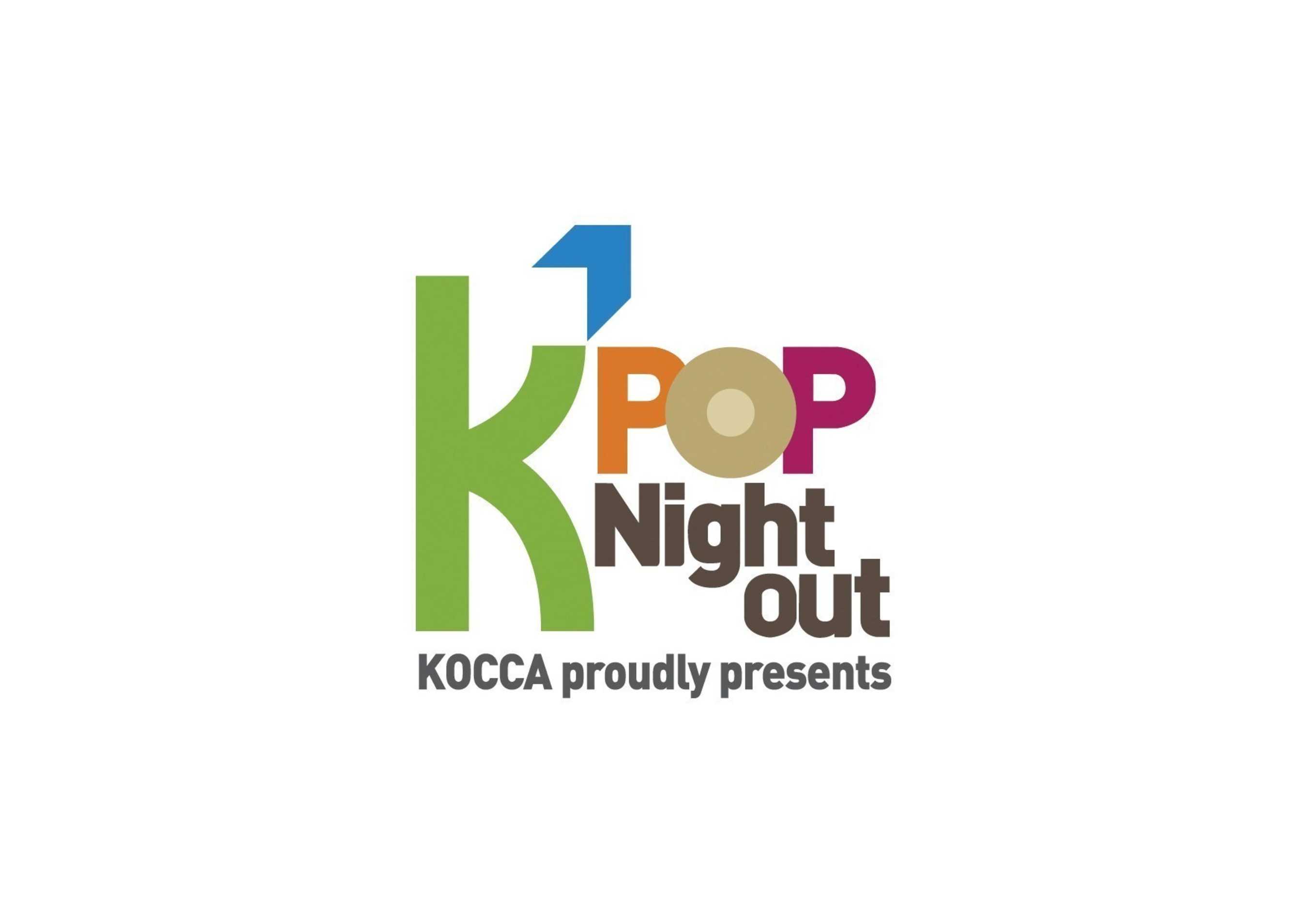 K-POP NIGHT OUT logo