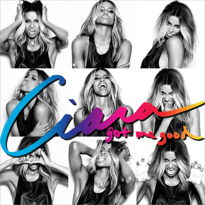 "Ciara ""Got Me Good"" Single Artwork.  (PRNewsFoto/Epic Records)"