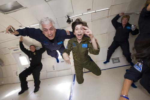 Zero Gravity Corporation Brings Sky High Adventure To Boston With Exclusive Weightless Flight, June