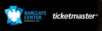 Ticketmaster and Barclays Center.  (PRNewsFoto/Ticketmaster)