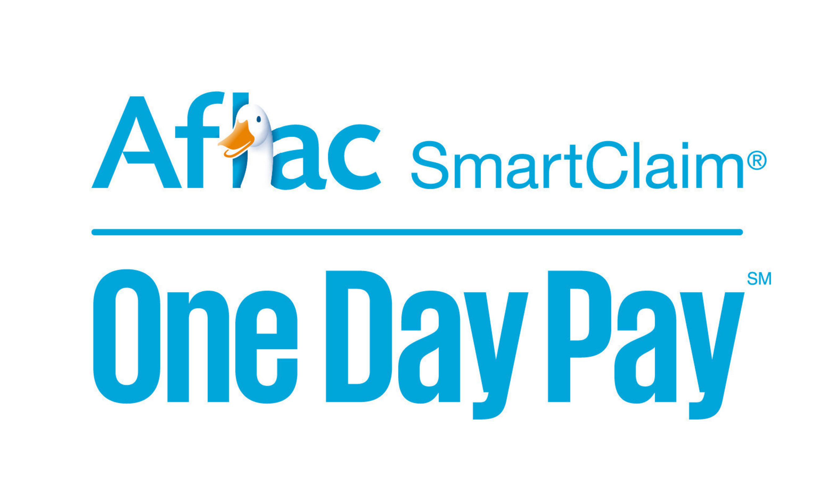Aflac One Day Pay Logo