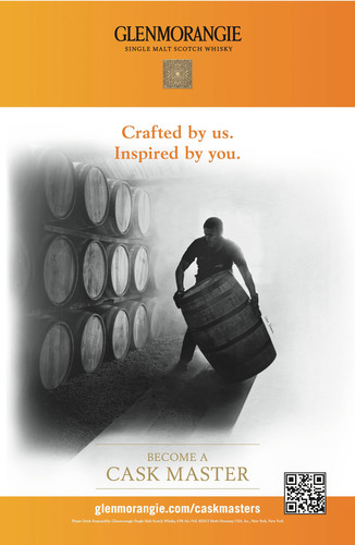 Glenmorangie announces Cask Masters - where fans can help create the next Limited Edition