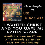 Debut Single By Lee Stranger Makes Waves Across The Music World With Its Christmas Spirit and Unique Message