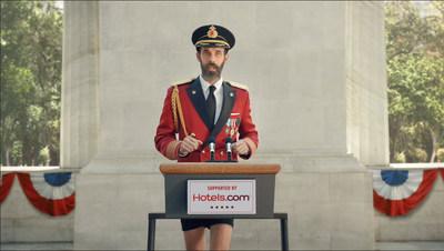 Captain Obvious Runs for President