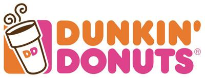 Dunkin' Donuts Logo.