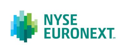 NYX Logo.  (PRNewsFoto/IntercontinentalExchange)