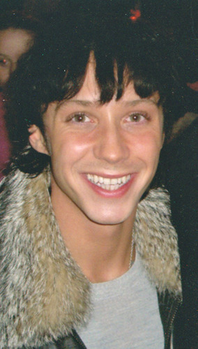 Johnny Weir Launches Weekly Column In Falls Church News-Press