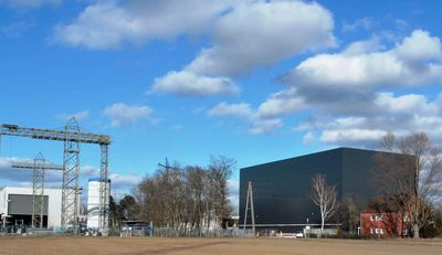 FGH HVDC lab 2: Mannheim exterior (PRNewsFoto/CESI)