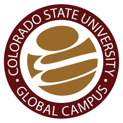Colorado State University-Global Campus. 100% online degrees. (PRNewsFoto/CSU-Global)
