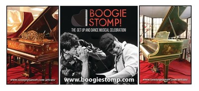 Boogie Kings Bob Baldori & Arthur Migliazza will be performing on two Art Case Hand Painted Steinway Masterpieces in their upcoming shows.