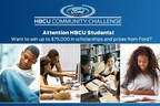 Ford Brings Back Community Challenge for Students of Historically Black Colleges and Universities