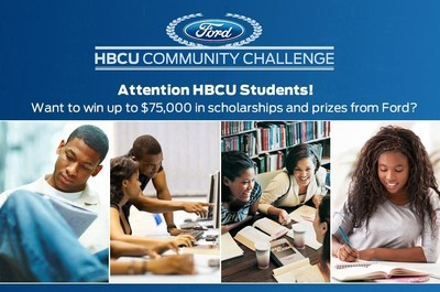 2015 Ford HBCU Community Challenge returns to support students of Historically Black Colleges and Universities. Proposals can be submitted until November 1 at blackamericaweb.com/hbcuchallenge.