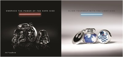 The Force is Strong with Kay(R) Jewelers as it Launches the Star Wars(TM) Collection.
