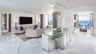 The St. Regis Bal Harbour Resort Celebrates Fifth Anniversary With $35 Million Investment In Hotel Enhancements