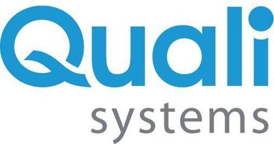 QualiSystems logo.