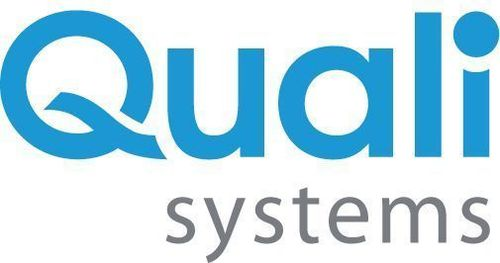 QualiSystems logo. (PRNewsFoto/QualiSystems)