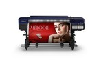 Next-generation Epson SureColor S-Series roll-to-roll 64-inch solvent printers provide unparalleled levels of productivity and image quality, plus improved reliability, to the signage, vehicle graphics, and fine art reproduction markets.