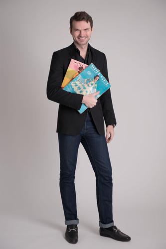 Fashion Force Richard Lowe III Appointed International Creative Director of Spiegel