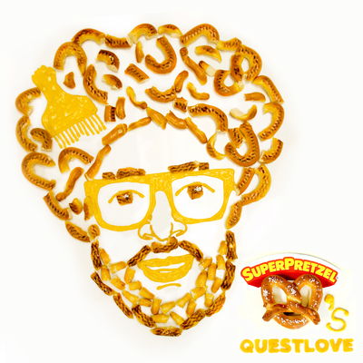 The Roots drummer, Questlove (PRNewsFoto/J&J Snack Foods Corp.)