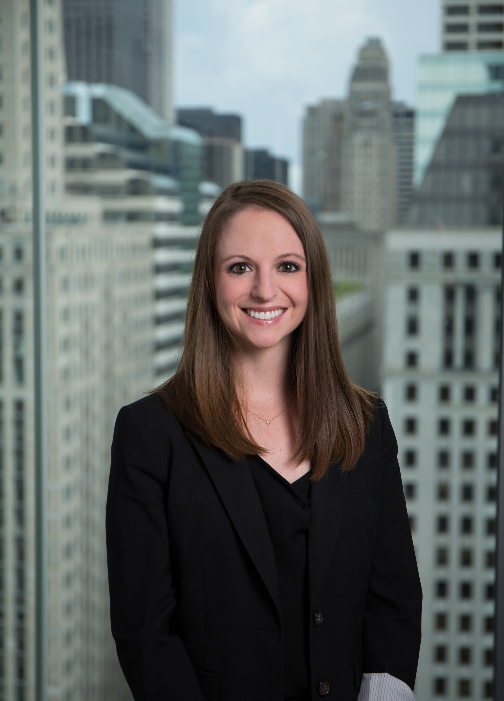 Attorney Ashley Nelson Van Leer joins the Chicago office of McDonald Hopkins