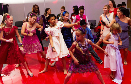 St. Joseph's Children's Hospital patients enjoy a magical evening of music, dancing, refreshments and ...