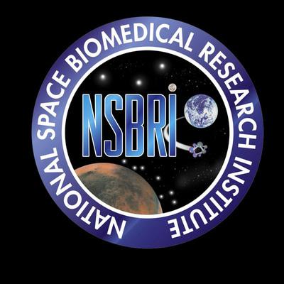 National Space Biomedical Research Institute (NSBRI) logo.