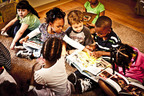 For early literacy information, visit our blog at www.learningcaregroup.com.  (PRNewsFoto/Learning Care Group Inc.)