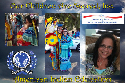 Doni-Jo Minor-Munro Welcomed to America's Roundtable 2017 for her service to Urban American Indians