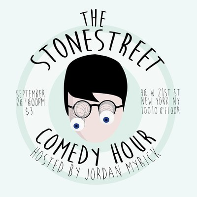 Stonestreet Comedy Hour September poster