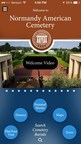 Explore Normandy American Cemetery with this free app.